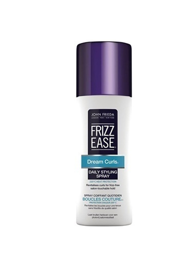 John Frieda Frızz Ease Bukle Spray 200Ml Renksiz
